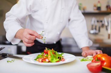 Gardemanger – Der Koch der Kalten Küche