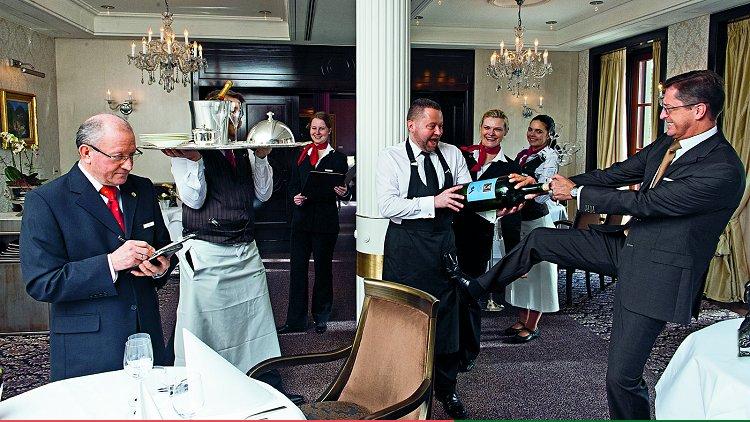 Stellenangebot: Auszubildende Restaurantfachmann ...