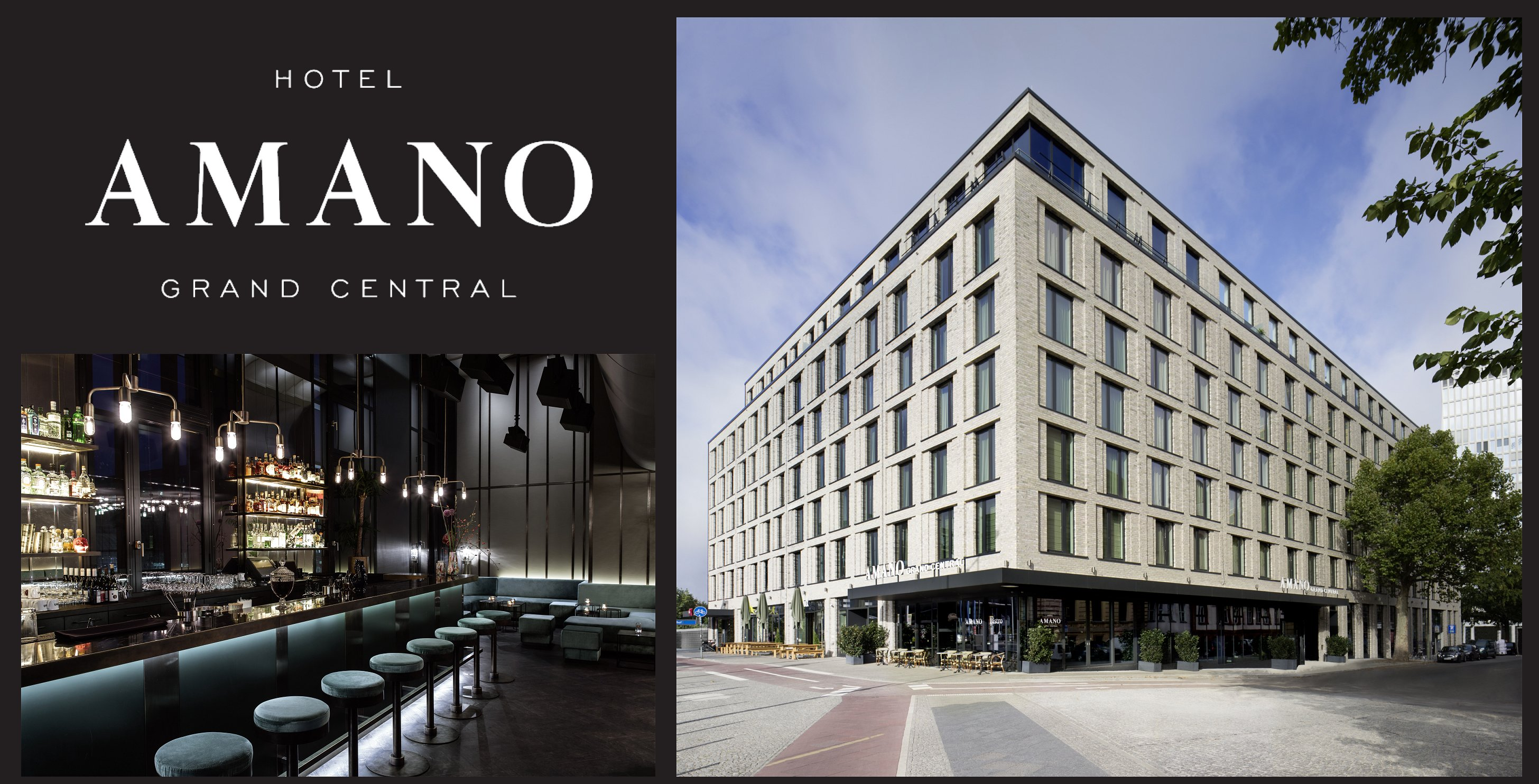 stellenangebot front office agent in berlin bei amano grand central. Black Bedroom Furniture Sets. Home Design Ideas