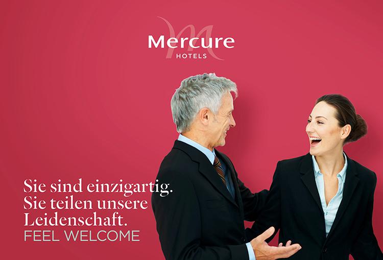 Stellenangebot: Rezeptionsmitarbeiter in Hamburg bei Mercure Hotel ...