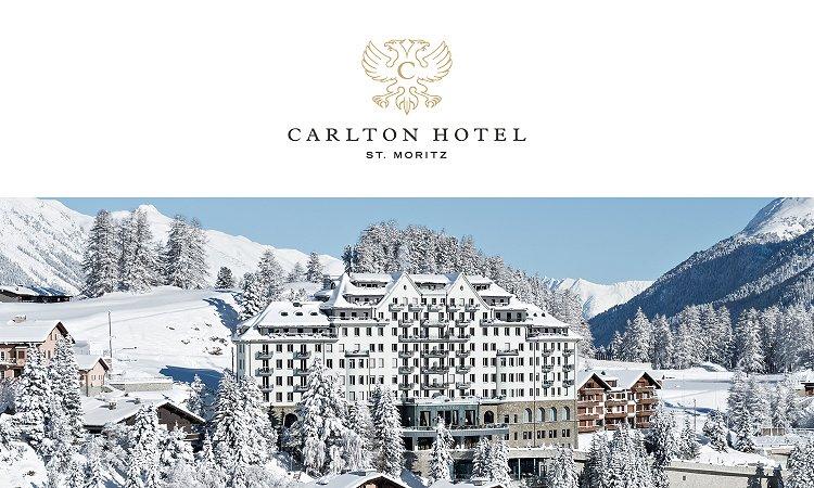 Stellenangebot: Night Auditor in St. Moritz bei Carlton Hotel St. Moritz
