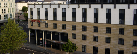 Jobs InterCityHotel Magdeburg