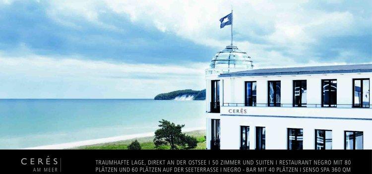 Stellenangebot hausdamenassistent in binz bei cer s l am meer for Design hotel sauerland am kurhaus 6 8